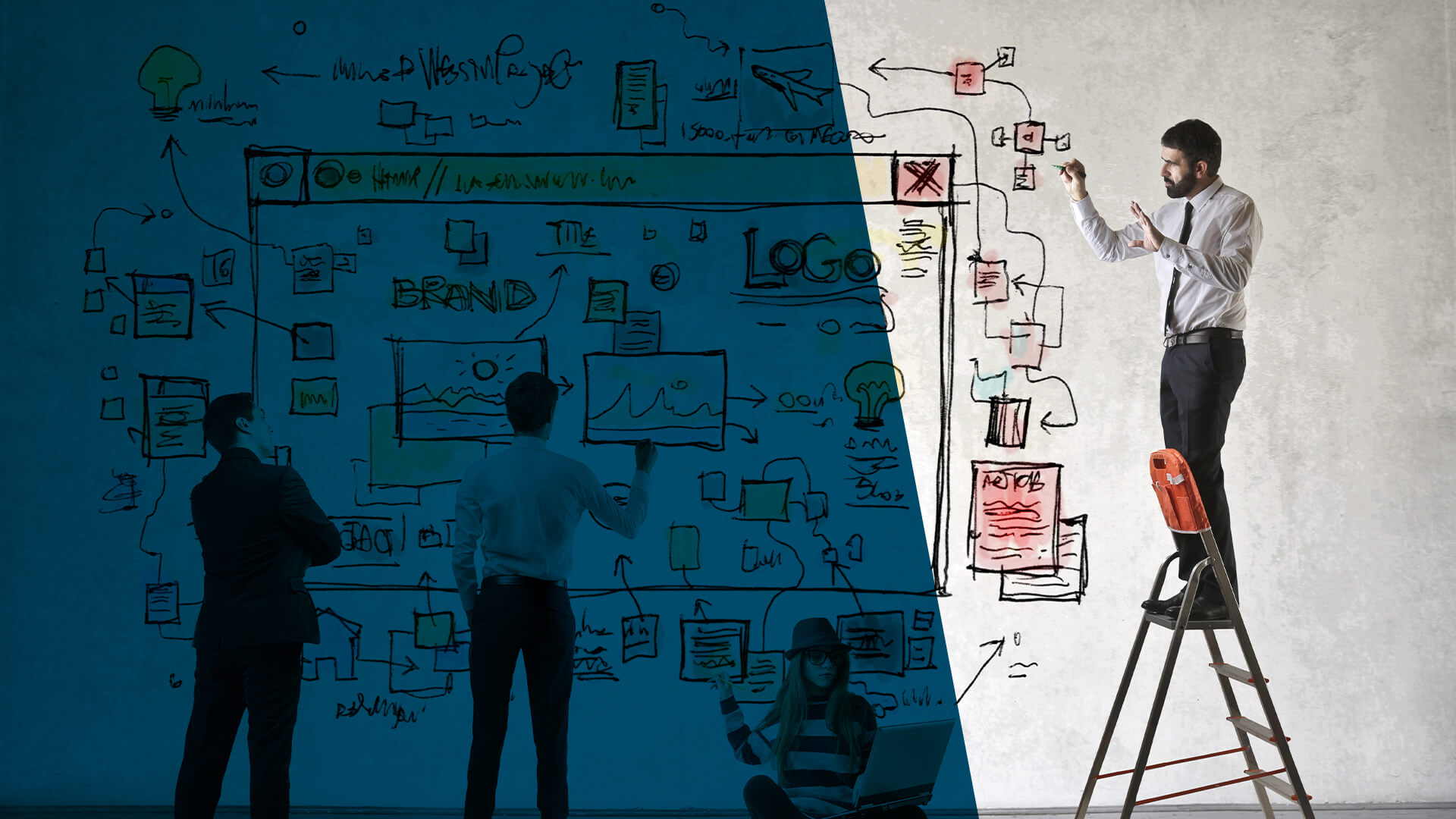 persoperm Leistungen - Employer Branding- Konzeption Arbeitgebermarke