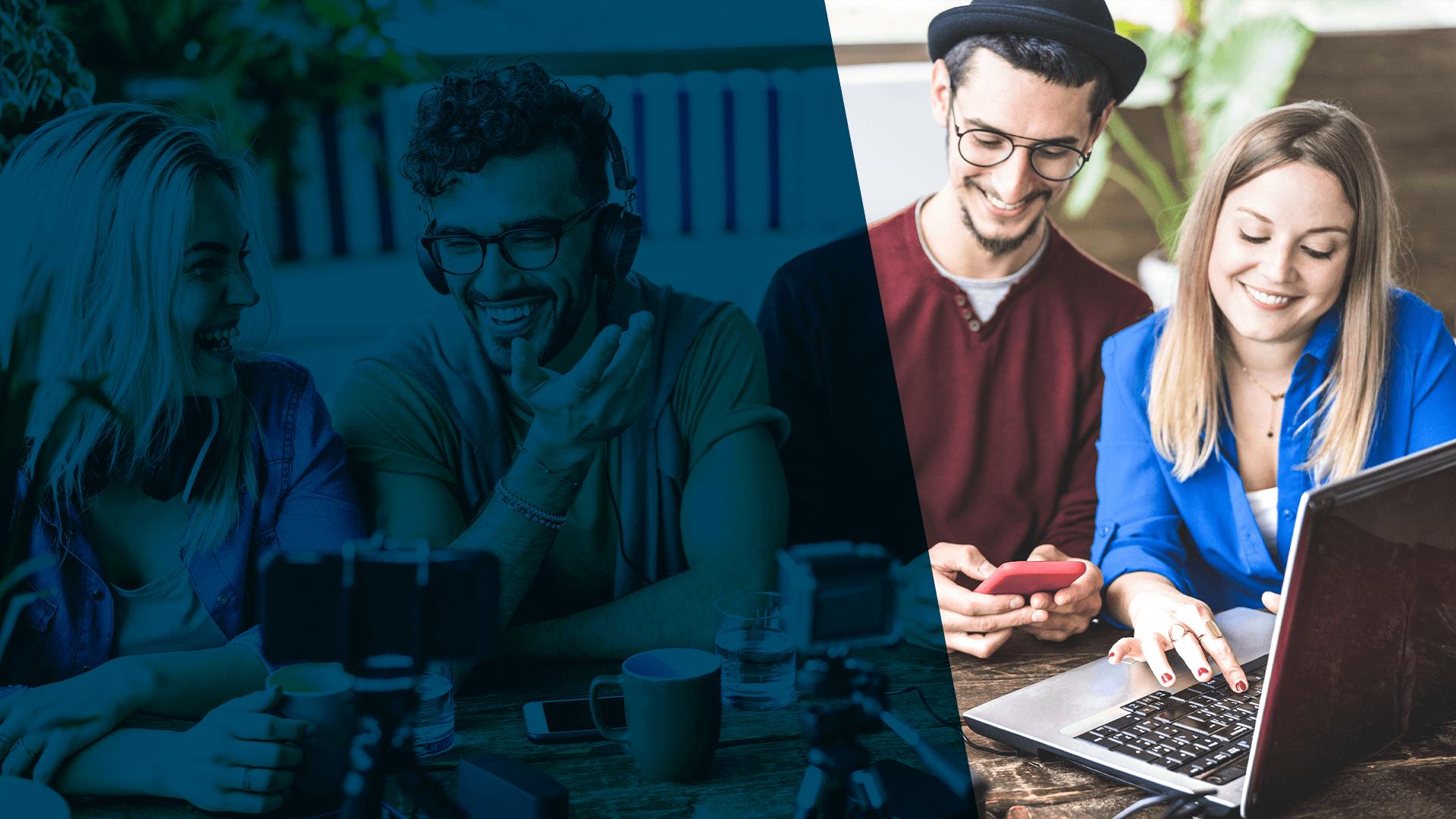 persoperm Leistungen - Employer Branding - Social Media