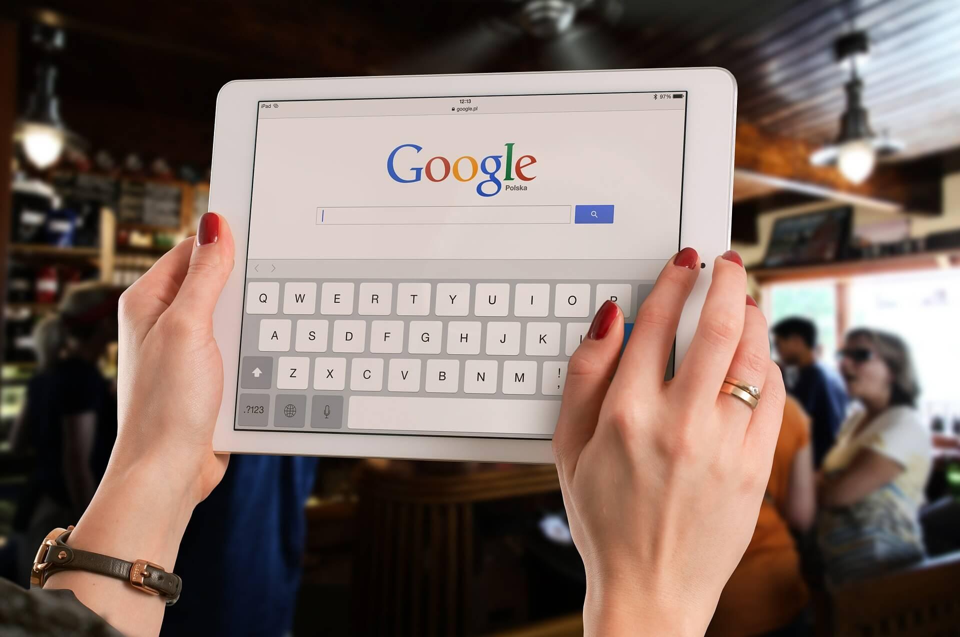 Google for Jobs suchen