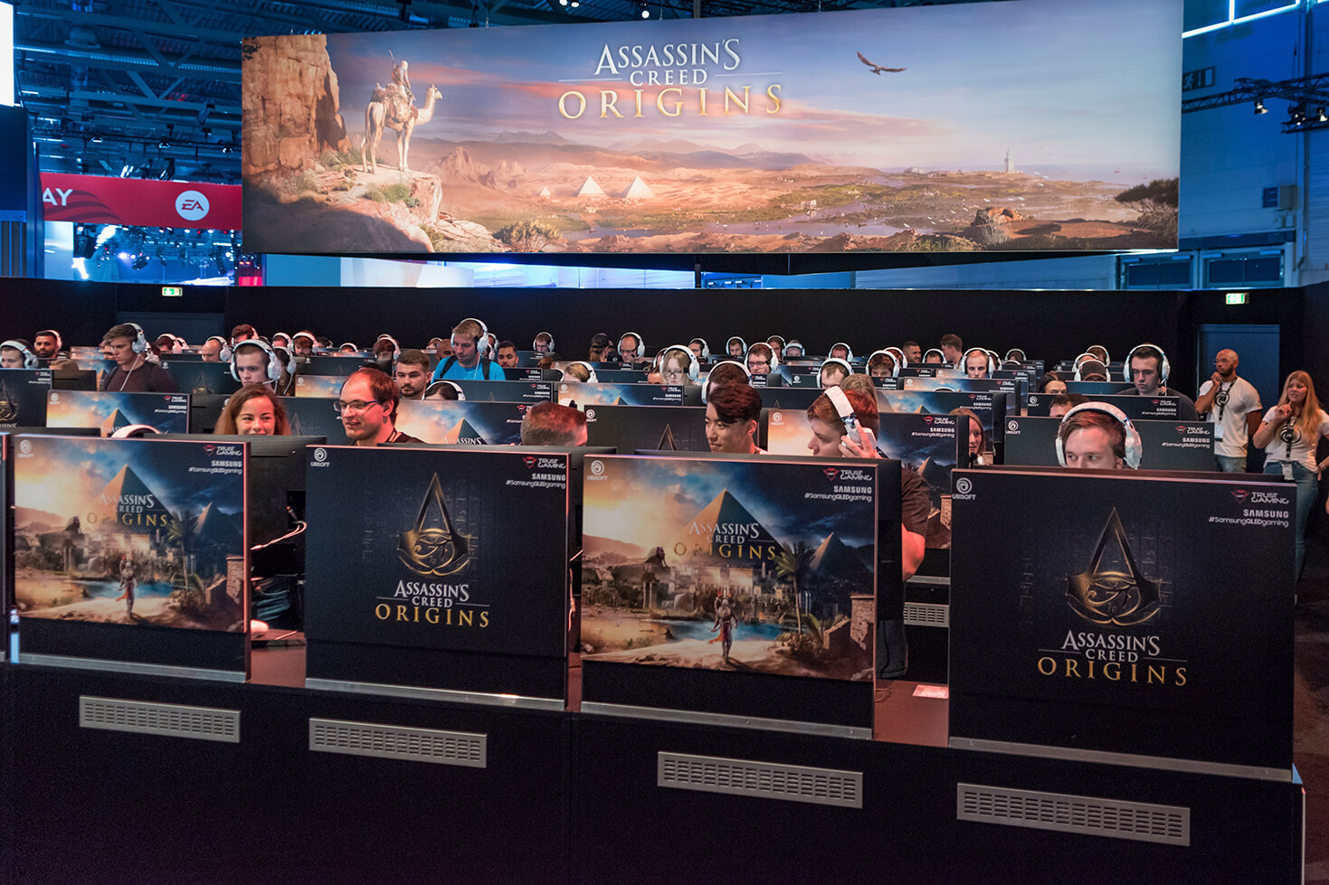 Personalakquise Gamesindustrie persoperm Assassins Creed AAA