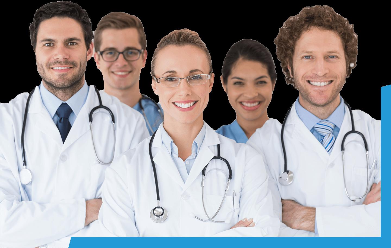 Ärzte-Team vermitteln persoperm