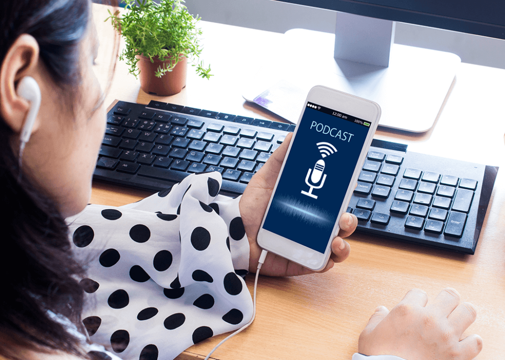 Social Media Blog Spotify Podcast