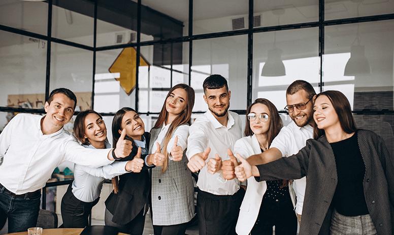 2020-11-10 Glücklich im Job - Lob Anerkennung Team